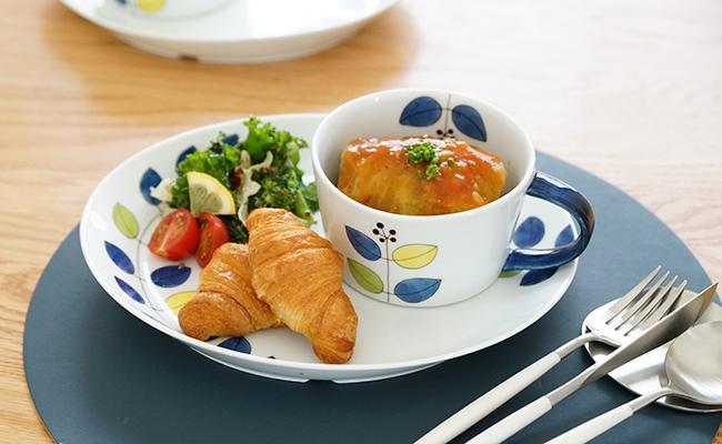 和食器 有田焼 通販 藍土な休日 藍土 康創窯 波佐見焼 オリジナル スープカップ スープ ボウル